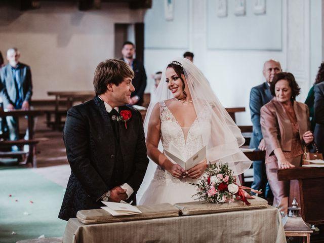 Il matrimonio di Chiara e Giacomo a Castiglione della Pescaia, Grosseto 42