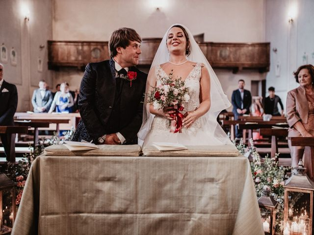 Il matrimonio di Chiara e Giacomo a Castiglione della Pescaia, Grosseto 43