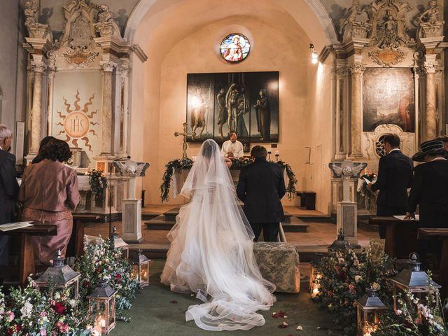 Il matrimonio di Chiara e Giacomo a Castiglione della Pescaia, Grosseto 45