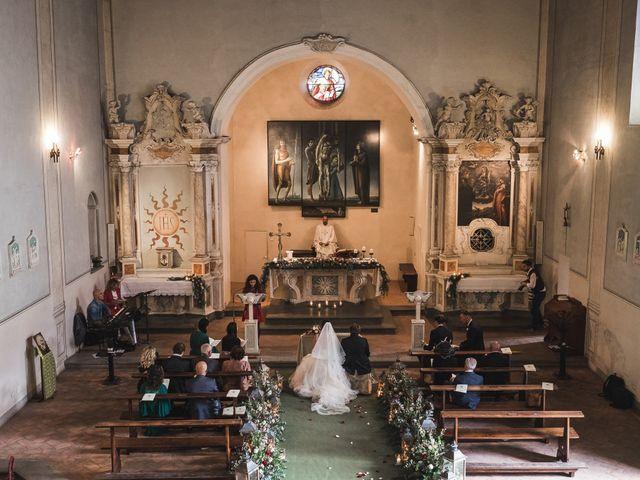 Il matrimonio di Chiara e Giacomo a Castiglione della Pescaia, Grosseto 47