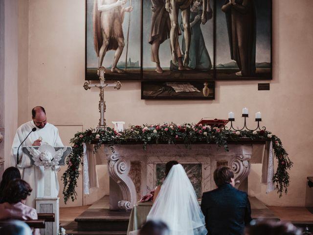 Il matrimonio di Chiara e Giacomo a Castiglione della Pescaia, Grosseto 51