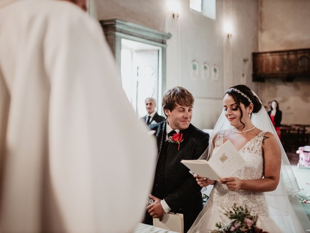 Il matrimonio di Chiara e Giacomo a Castiglione della Pescaia, Grosseto 52