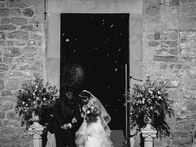 Il matrimonio di Chiara e Giacomo a Castiglione della Pescaia, Grosseto 63