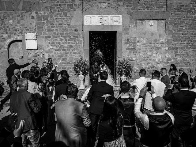 Il matrimonio di Chiara e Giacomo a Castiglione della Pescaia, Grosseto 64