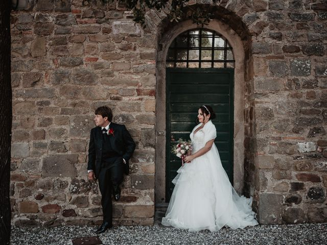 Il matrimonio di Chiara e Giacomo a Castiglione della Pescaia, Grosseto 70