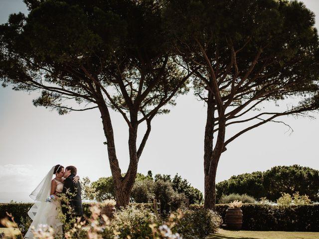 Il matrimonio di Chiara e Giacomo a Castiglione della Pescaia, Grosseto 73