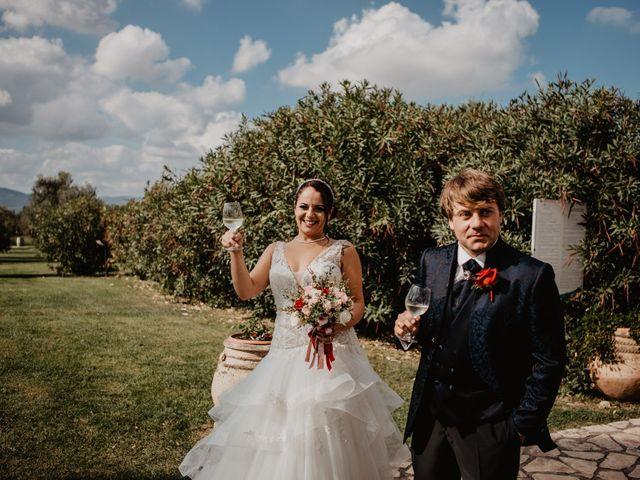 Il matrimonio di Chiara e Giacomo a Castiglione della Pescaia, Grosseto 86