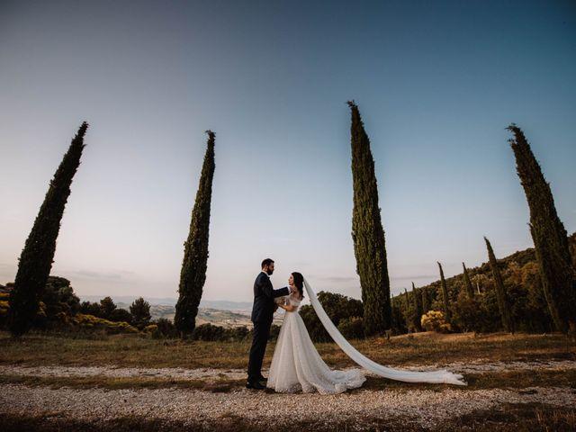 Le nozze di Sofia e Davide
