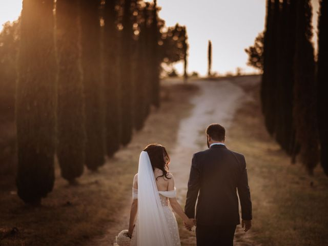 Il matrimonio di Davide e Sofia a Todi, Perugia 5
