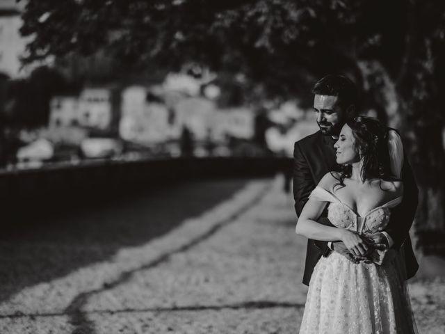 Il matrimonio di Davide e Sofia a Todi, Perugia 6