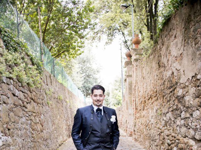 Il matrimonio di Fabio e Sara a Monsummano Terme, Pistoia 11