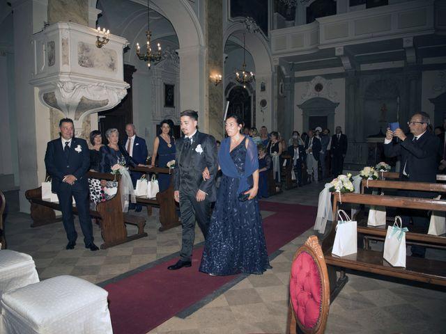 Il matrimonio di Fabio e Sara a Monsummano Terme, Pistoia 14
