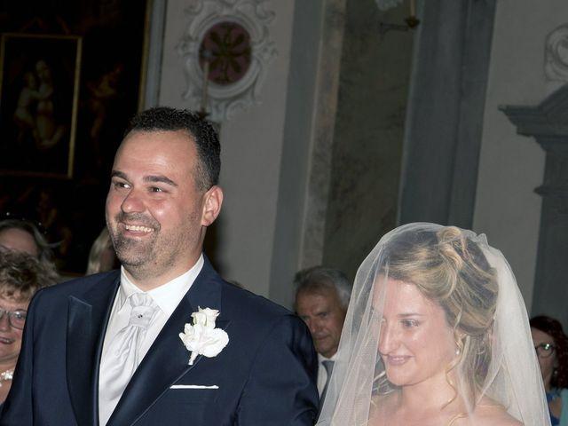 Il matrimonio di Fabio e Sara a Monsummano Terme, Pistoia 17