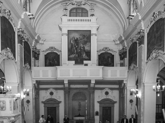 Il matrimonio di Fabio e Sara a Monsummano Terme, Pistoia 18