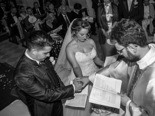 Il matrimonio di Fabio e Sara a Monsummano Terme, Pistoia 21