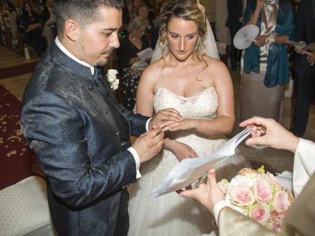 Il matrimonio di Fabio e Sara a Monsummano Terme, Pistoia 22