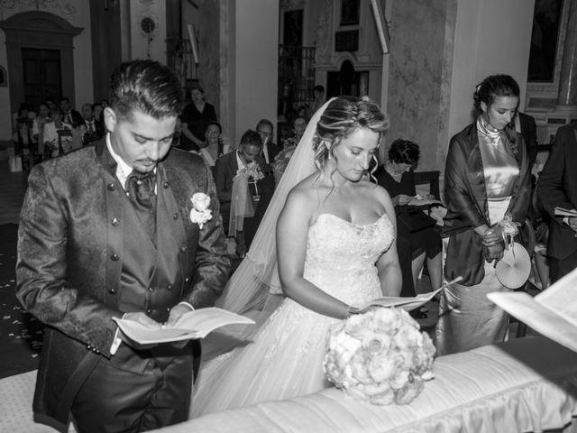 Il matrimonio di Fabio e Sara a Monsummano Terme, Pistoia 24
