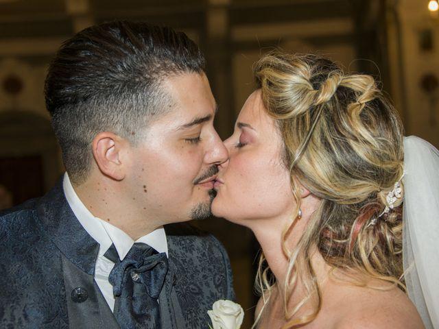 Il matrimonio di Fabio e Sara a Monsummano Terme, Pistoia 25