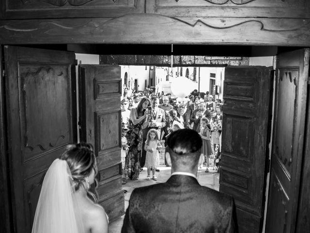Il matrimonio di Fabio e Sara a Monsummano Terme, Pistoia 26