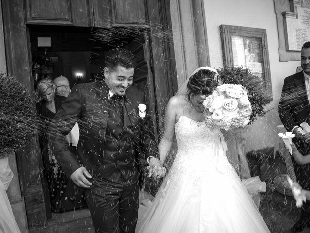 Il matrimonio di Fabio e Sara a Monsummano Terme, Pistoia 29