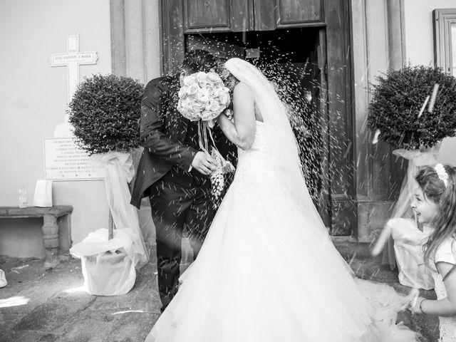 Il matrimonio di Fabio e Sara a Monsummano Terme, Pistoia 30