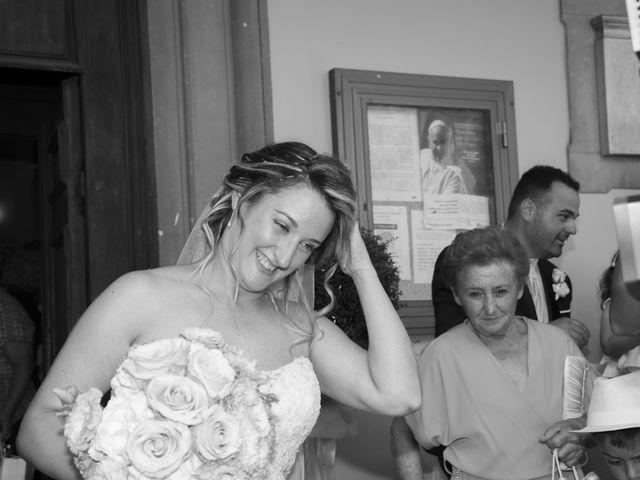 Il matrimonio di Fabio e Sara a Monsummano Terme, Pistoia 31