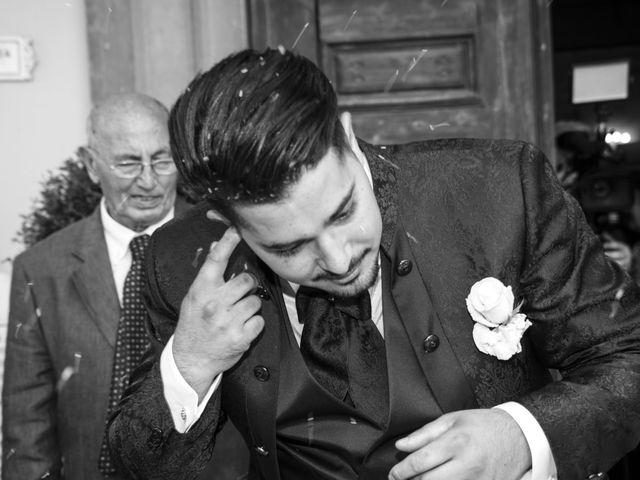 Il matrimonio di Fabio e Sara a Monsummano Terme, Pistoia 32