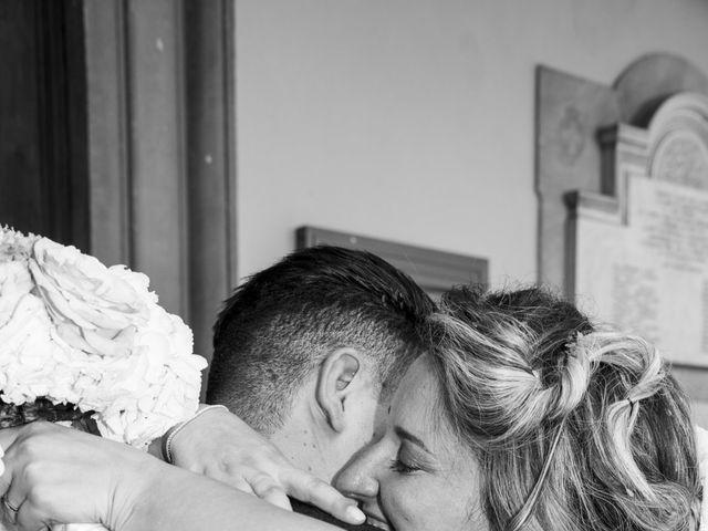Il matrimonio di Fabio e Sara a Monsummano Terme, Pistoia 33