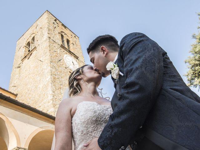 Il matrimonio di Fabio e Sara a Monsummano Terme, Pistoia 35