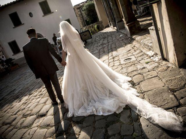 Il matrimonio di Fabio e Sara a Monsummano Terme, Pistoia 37