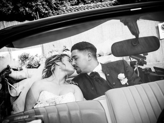 Il matrimonio di Fabio e Sara a Monsummano Terme, Pistoia 38