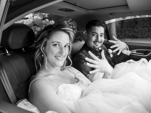 Il matrimonio di Fabio e Sara a Monsummano Terme, Pistoia 39