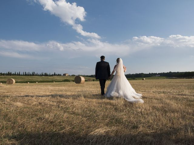 Il matrimonio di Fabio e Sara a Monsummano Terme, Pistoia 40