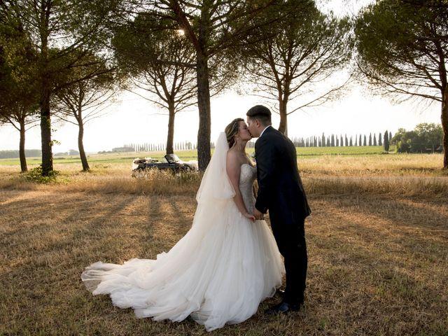 Il matrimonio di Fabio e Sara a Monsummano Terme, Pistoia 41