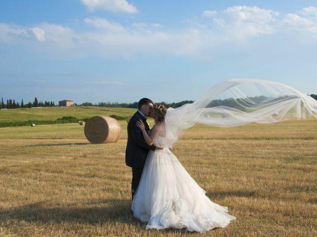 Il matrimonio di Fabio e Sara a Monsummano Terme, Pistoia 42