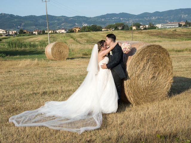 Il matrimonio di Fabio e Sara a Monsummano Terme, Pistoia 43