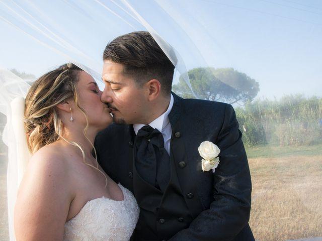 Il matrimonio di Fabio e Sara a Monsummano Terme, Pistoia 44