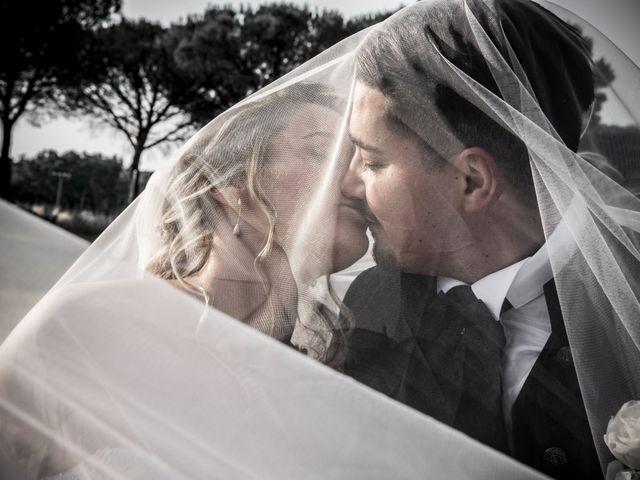 Il matrimonio di Fabio e Sara a Monsummano Terme, Pistoia 45