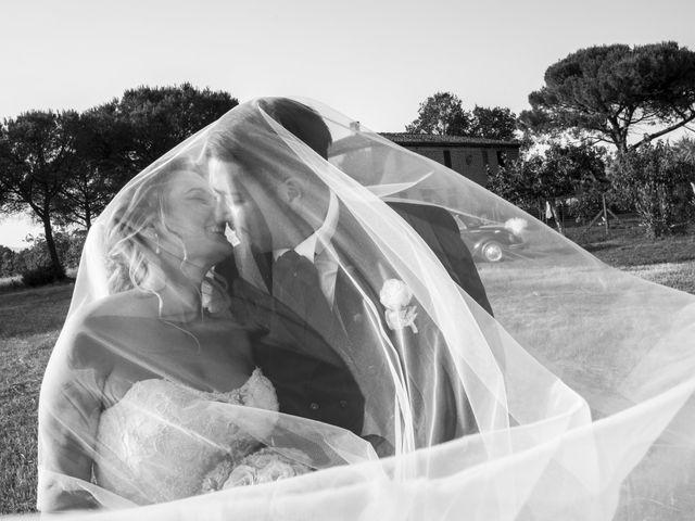 Il matrimonio di Fabio e Sara a Monsummano Terme, Pistoia 46