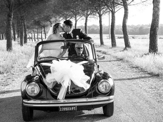 Il matrimonio di Fabio e Sara a Monsummano Terme, Pistoia 51