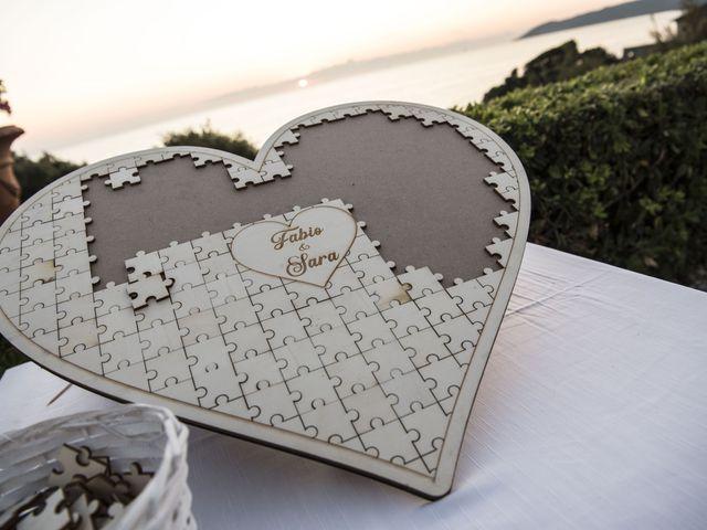 Il matrimonio di Fabio e Sara a Monsummano Terme, Pistoia 53