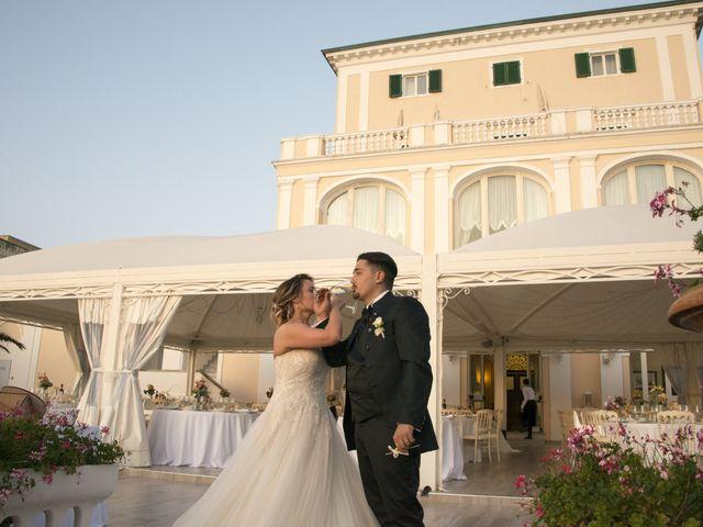 Il matrimonio di Fabio e Sara a Monsummano Terme, Pistoia 56