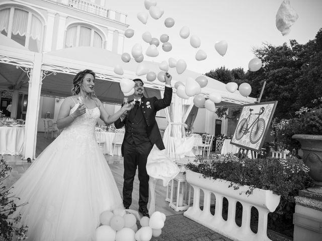 Il matrimonio di Fabio e Sara a Monsummano Terme, Pistoia 58