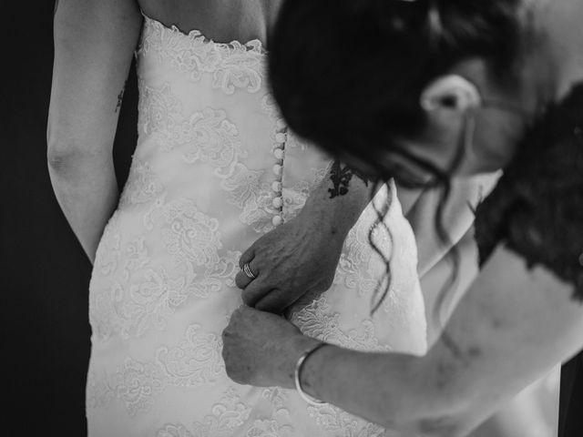 Il matrimonio di Stefano e Salvina a Scheggino, Perugia 12