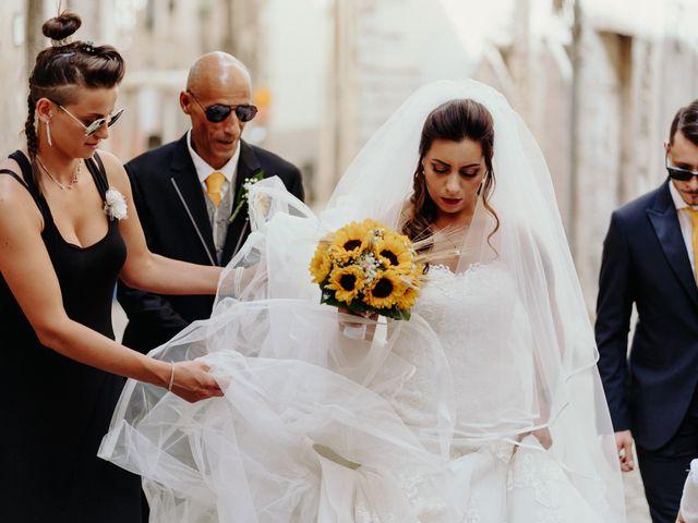 Il matrimonio di Stefano e Salvina a Scheggino, Perugia 19