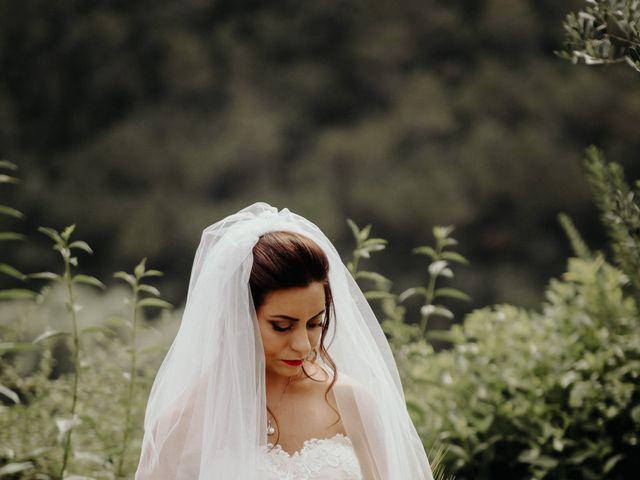 Il matrimonio di Stefano e Salvina a Scheggino, Perugia 22