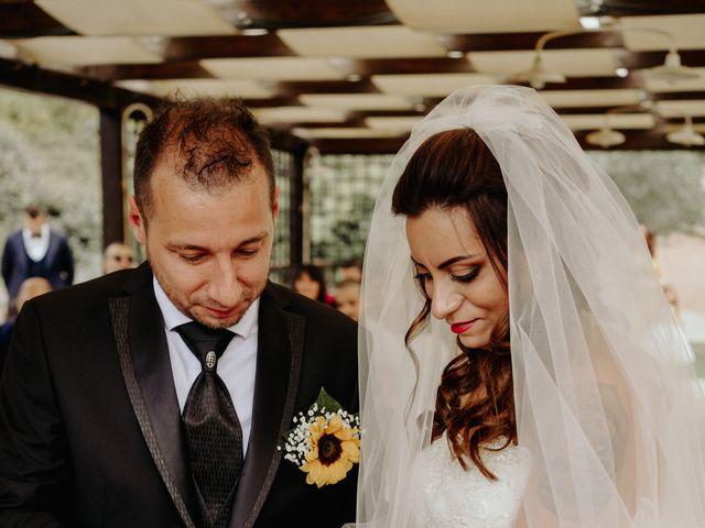 Il matrimonio di Stefano e Salvina a Scheggino, Perugia 29