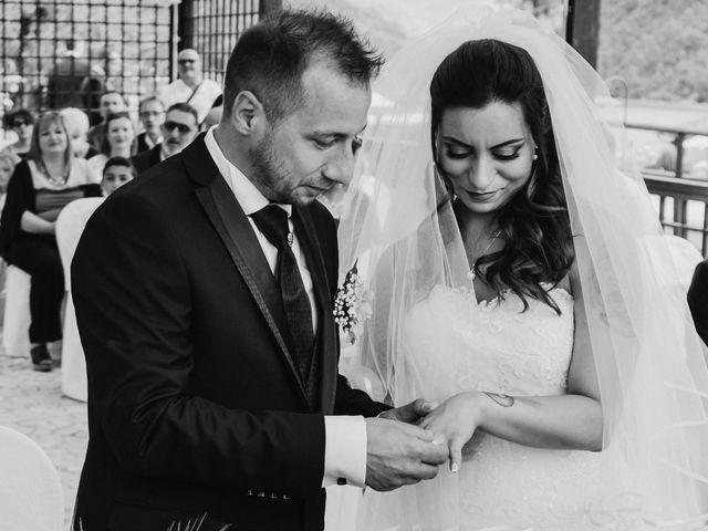 Il matrimonio di Stefano e Salvina a Scheggino, Perugia 30