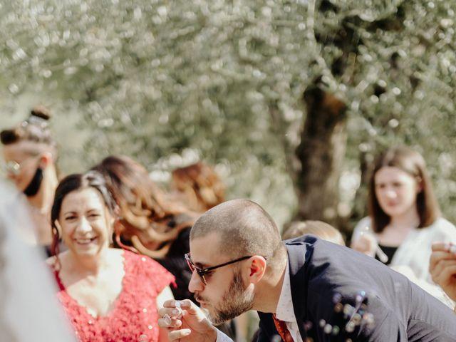 Il matrimonio di Stefano e Salvina a Scheggino, Perugia 35