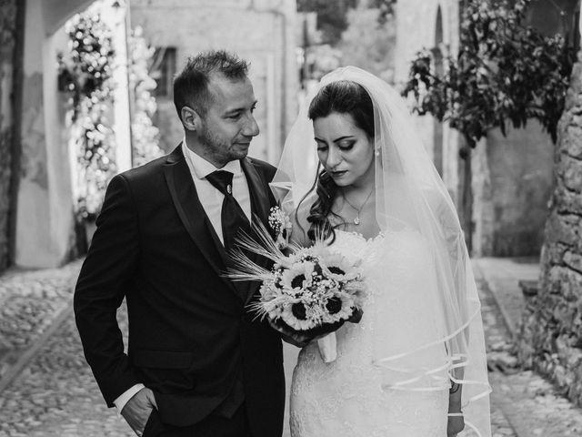Il matrimonio di Stefano e Salvina a Scheggino, Perugia 37